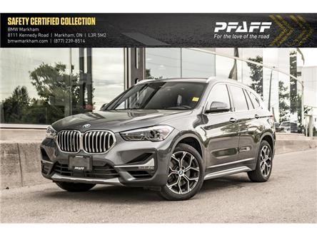 2020 BMW X1 xDrive28i (Stk: D13370) in Markham - Image 1 of 22