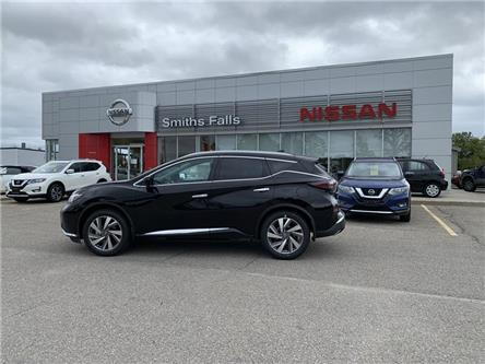 2020 Nissan Murano SL (Stk: 20-216) in Smiths Falls - Image 1 of 12