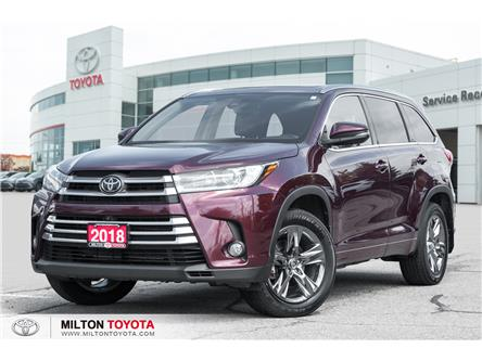 2018 Toyota Highlander Limited (Stk: 907091A) in Milton - Image 1 of 24