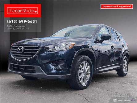 2016 Mazda CX-5 GS (Stk: ) in Ottawa - Image 1 of 22