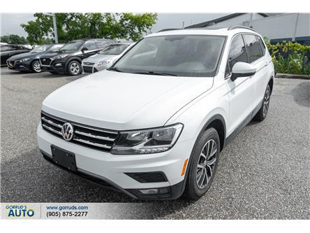 2018 Volkswagen Tiguan Comfortline (Stk: 035656) in Milton - Image 1 of 5