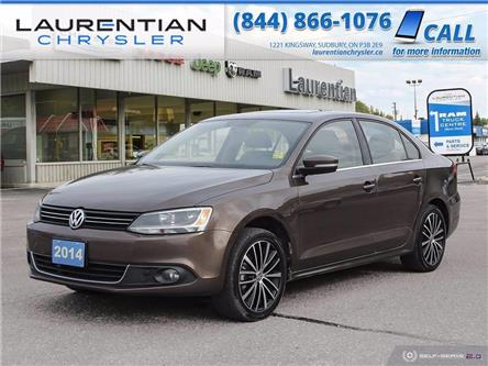 2014 Volkswagen Jetta 2.0 TDI Highline (Stk: 20160A) in Sudbury - Image 1 of 30