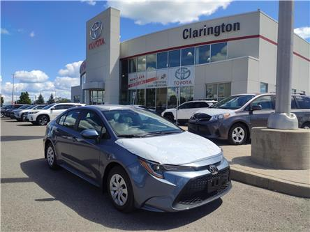 2021 Toyota Corolla L (Stk: 21026) in Bowmanville - Image 1 of 7