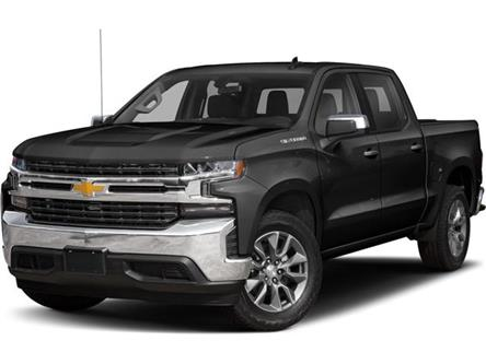 2021 Chevrolet Silverado 1500 Custom Trail Boss (Stk: F-XWPWJR) in Oshawa - Image 1 of 5