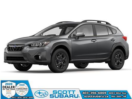 2021 Subaru Crosstrek Outdoor (Stk: 213154) in Red Deer - Image 1 of 2