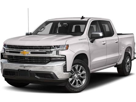 2021 Chevrolet Silverado 1500 LT Trail Boss (Stk: F-XWPWKK) in Oshawa - Image 1 of 5