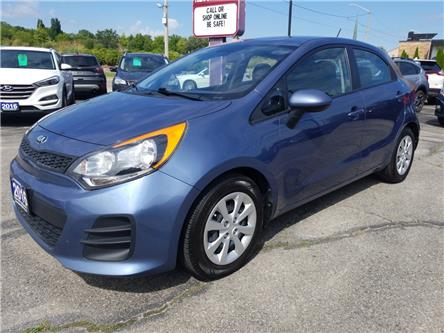 2016 Kia Rio LX+ ECO (Stk: 638886) in Cambridge - Image 1 of 20