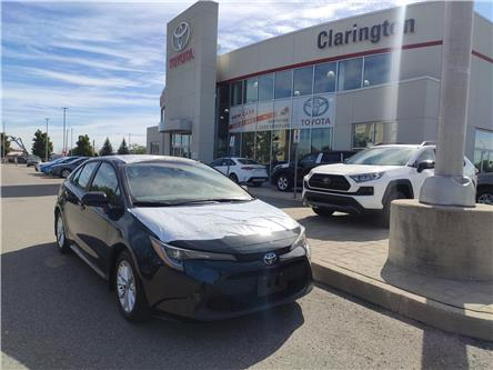 2021 Toyota Corolla LE (Stk: 21027) in Bowmanville - Image 1 of 7