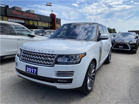 2017 Land Rover Range Rover 5.0L V8 Supercharged Autobiography (Stk: -) in Toronto - Image 1 of 21