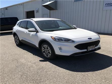 2020 Ford Escape SEL (Stk: LUB35938) in Wallaceburg - Image 1 of 16