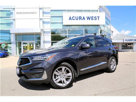 2019 Acura RDX Platinum Elite (Stk: 7291A) in London - Image 1 of 22