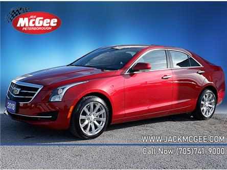 2018 Cadillac ATS 2.0L Turbo Luxury (Stk: 20347A) in Peterborough - Image 1 of 19