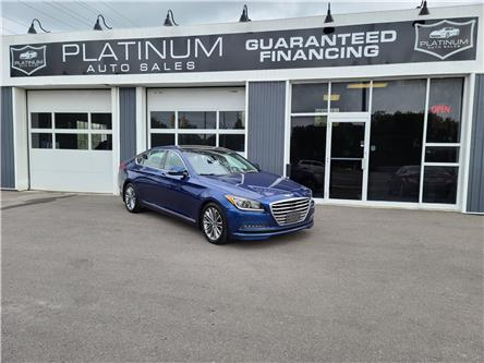 2015 Hyundai Genesis 3.8 Luxury (Stk: 031593) in Kingston - Image 1 of 13