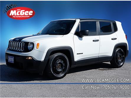 2015 Jeep Renegade Sport (Stk: 20400A) in Peterborough - Image 1 of 18