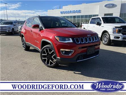 2018 Jeep Compass Limited (Stk: 17618) in Calgary - Image 1 of 23