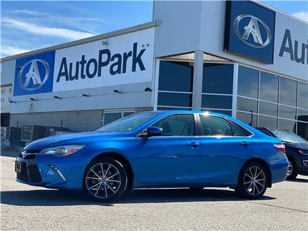 2017 Toyota Camry XSE (Stk: 17-71501JB) in Barrie - Image 1 of 26