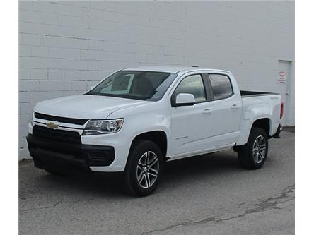 2021 Chevrolet Colorado WT (Stk: 21010) in Peterborough - Image 1 of 3