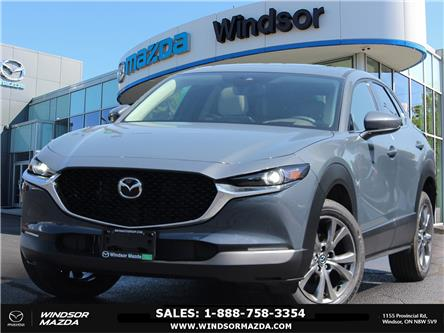 2021 Mazda CX-30 GS (Stk: X35517) in Windsor - Image 1 of 16