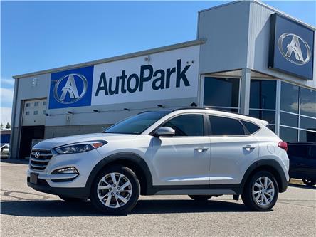 2018 Hyundai Tucson SE 2.0L (Stk: 18-74684RJB) in Barrie - Image 1 of 28