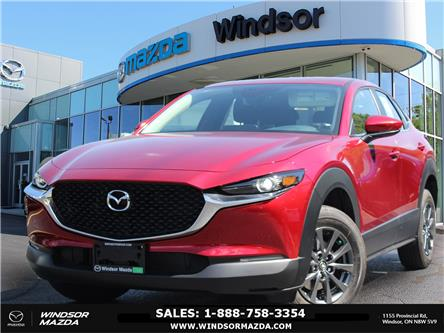 2021 Mazda CX-30 GX (Stk: X36264) in Windsor - Image 1 of 15