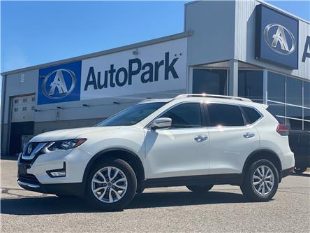 2019 Nissan Rogue SV (Stk: 19-37577RJB) in Barrie - Image 1 of 24