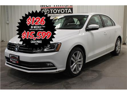 2015 Volkswagen Jetta 2.0 TDI Highline (Stk: 5800568A) in Winnipeg - Image 1 of 26