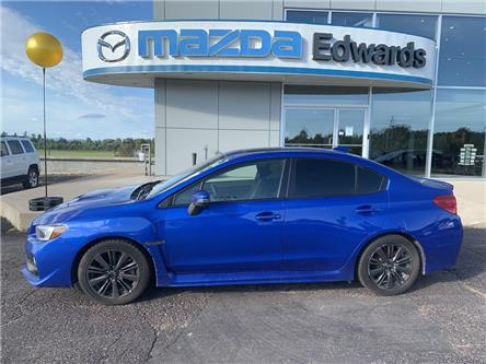 2016 Subaru WRX Base (Stk: 22411) in Pembroke - Image 1 of 11