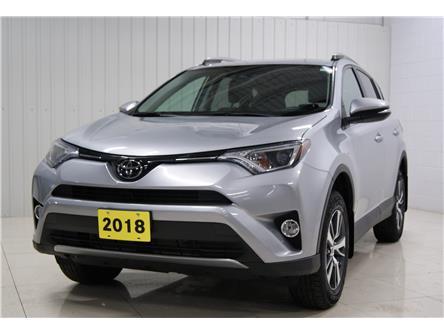 2018 Toyota RAV4 XLE (Stk: P5985) in Sault Ste. Marie - Image 1 of 18