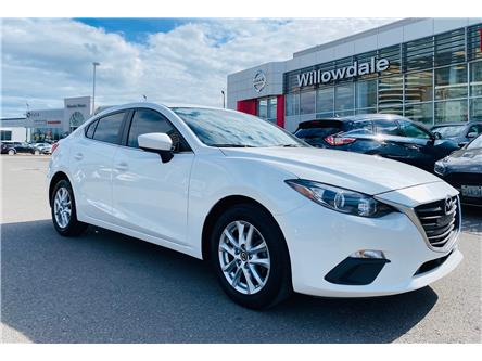 2016 Mazda Mazda3 GS (Stk: N987A) in Thornhill - Image 1 of 20