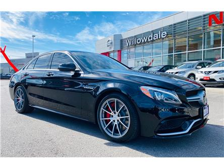 2016 Mercedes-Benz AMG C Base (Stk: C35315) in Thornhill - Image 1 of 23