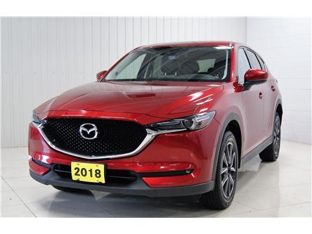 2018 Mazda CX-5 GT (Stk: MR002) in Sault Ste. Marie - Image 1 of 17