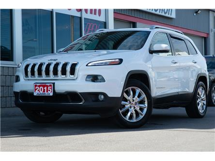 2015 Jeep Cherokee Limited (Stk: 20717) in Chatham - Image 1 of 26