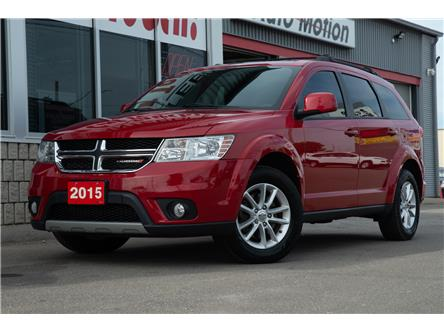 2015 Dodge Journey SXT (Stk: 20751) in Chatham - Image 1 of 26