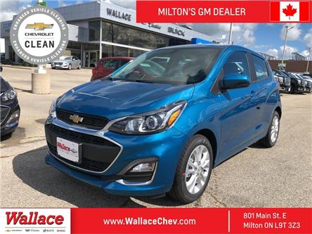 2020 Chevrolet Spark 1LT CVT (Stk: 481471) in Milton - Image 1 of 15