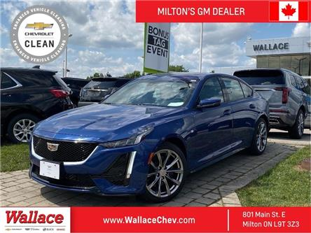 2020 Cadillac CT5 Sport (Stk: 145352) in Milton - Image 1 of 15