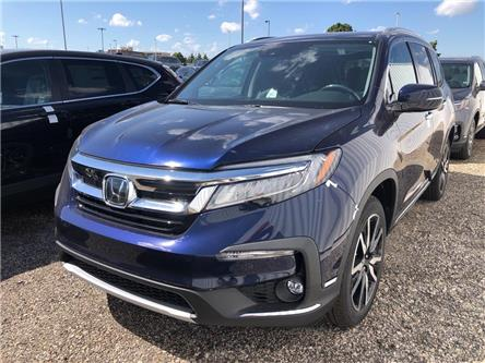 2021 Honda Pilot Touring 8P (Stk: I210029) in Mississauga - Image 1 of 5