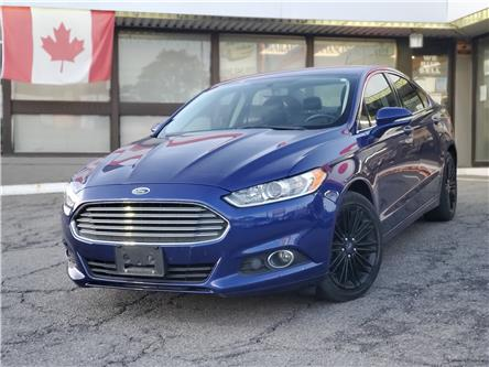 2014 Ford Fusion SE (Stk: 2008234) in Waterloo - Image 1 of 19