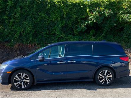 2018 Honda Odyssey Touring (Stk: K0451A) in London - Image 1 of 18