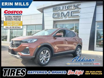 2020 Buick Encore GX Essence (Stk: LB103983) in Mississauga - Image 1 of 21