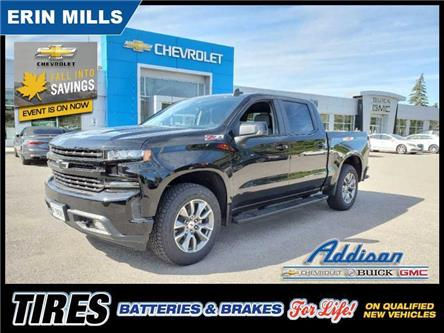 2020 Chevrolet Silverado 1500 RST (Stk: LZ354010) in Mississauga - Image 1 of 19