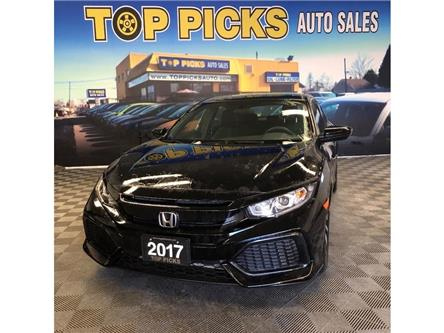 2017 Honda Civic LX (Stk: 300543) in NORTH BAY - Image 1 of 27
