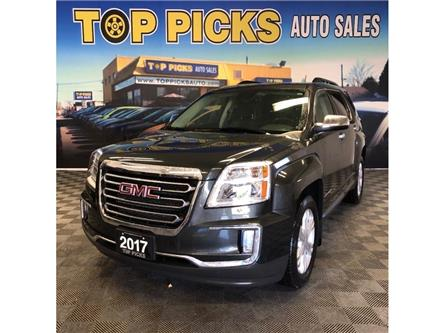 2017 GMC Terrain SLE-2 (Stk: 347155) in NORTH BAY - Image 1 of 27