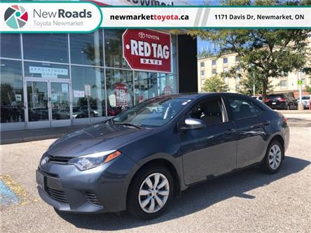 2016 Toyota Corolla LE (Stk: 6122) in Newmarket - Image 1 of 23