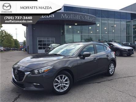2017 Mazda Mazda3 Sport GS (Stk: P8198B) in Barrie - Image 1 of 23