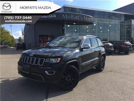 2017 Jeep Grand Cherokee Limited (Stk: 28574) in Barrie - Image 1 of 30
