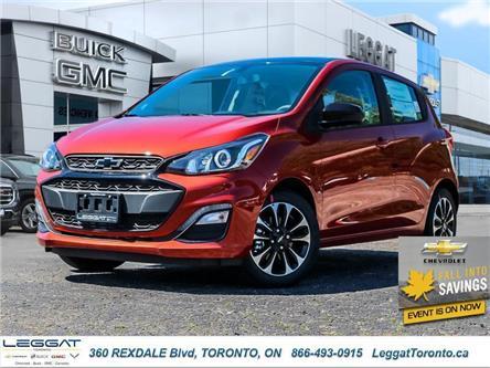 2021 Chevrolet Spark 1LT CVT (Stk: 705283) in Etobicoke - Image 1 of 24