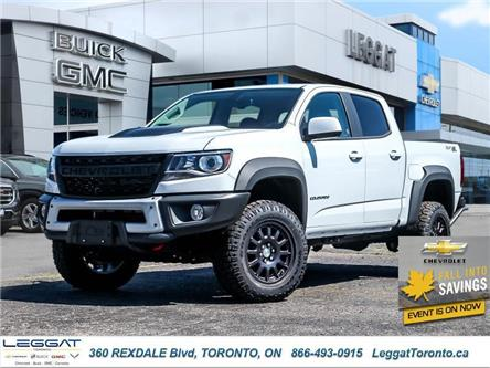2021 Chevrolet Colorado ZR2 (Stk: 110591) in Etobicoke - Image 1 of 27