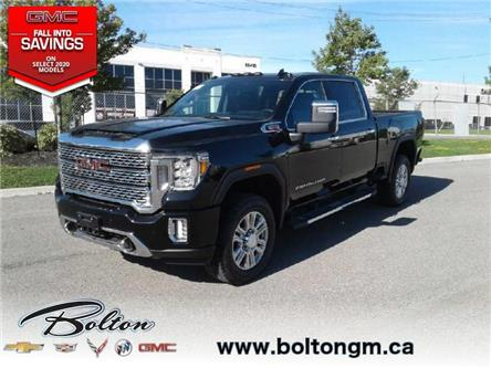 2020 GMC Sierra 2500HD Denali (Stk: 284748) in Bolton - Image 1 of 15
