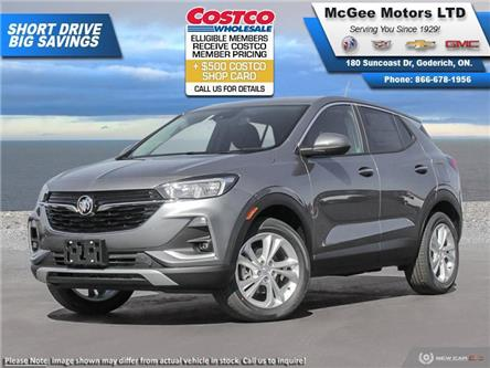 2020 Buick Encore GX Preferred (Stk: 095553) in Goderich - Image 1 of 22