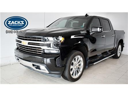 2019 Chevrolet Silverado 1500 High Country (Stk: 48709) in Truro - Image 1 of 30